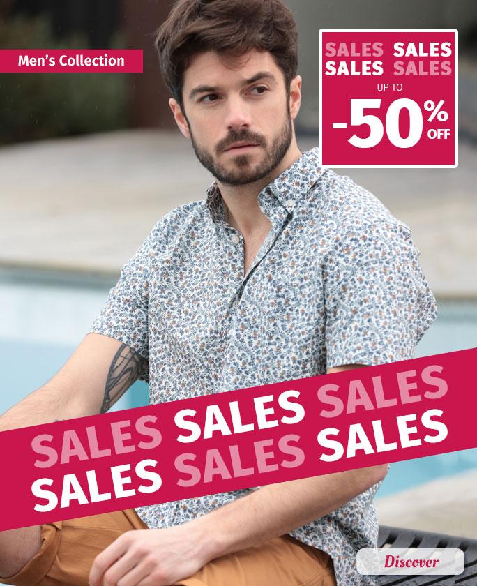 Men's Sales