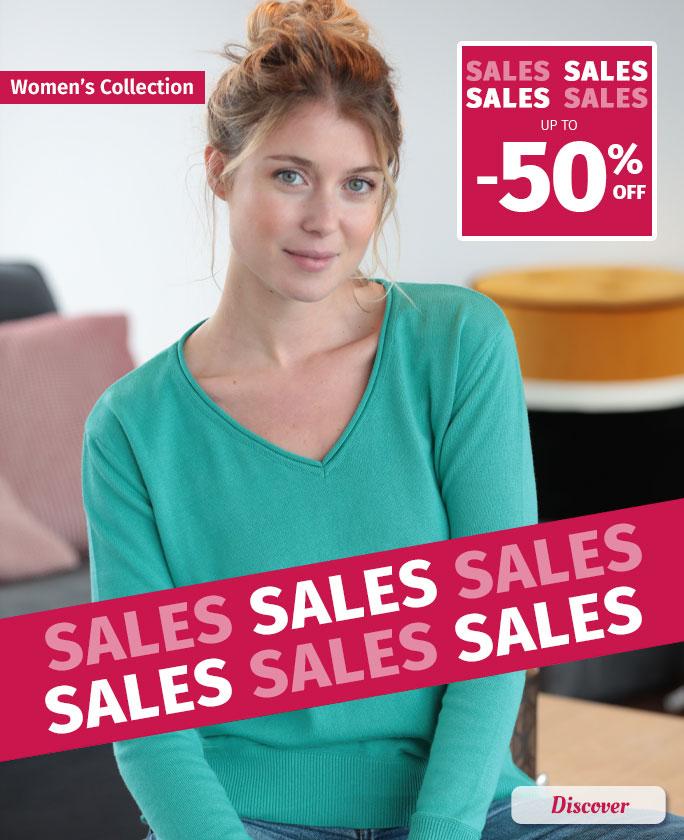 Women's Sales