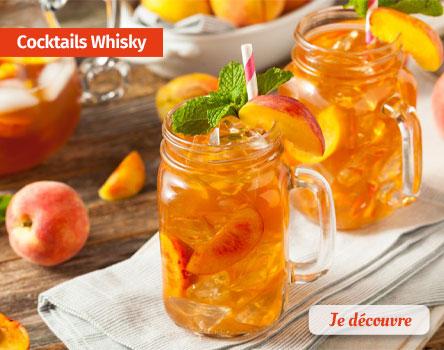 Recettes Cocktails à base de Whisky