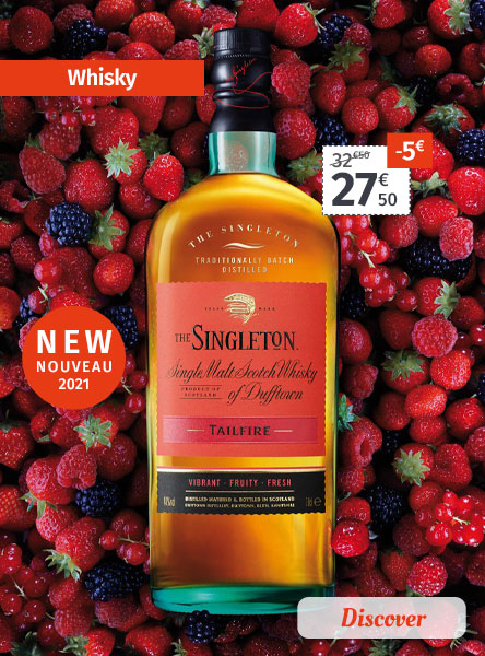 Whisky special offers and novelties