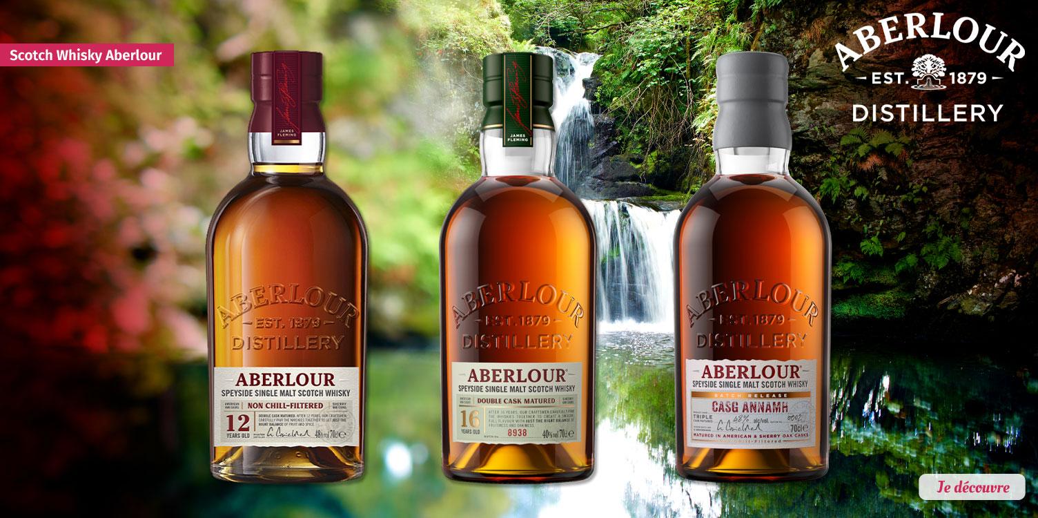 Scotch Whisky Aberlour