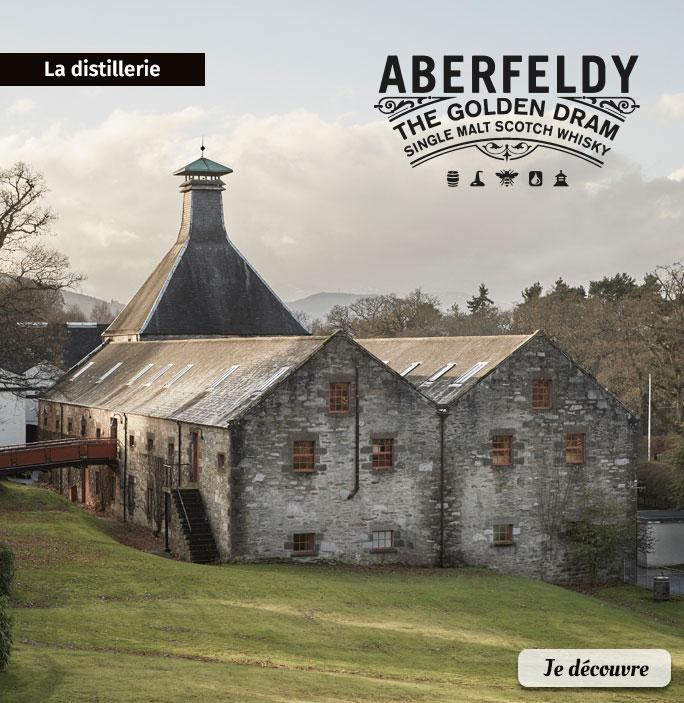 La distillerie Aberfeldy
