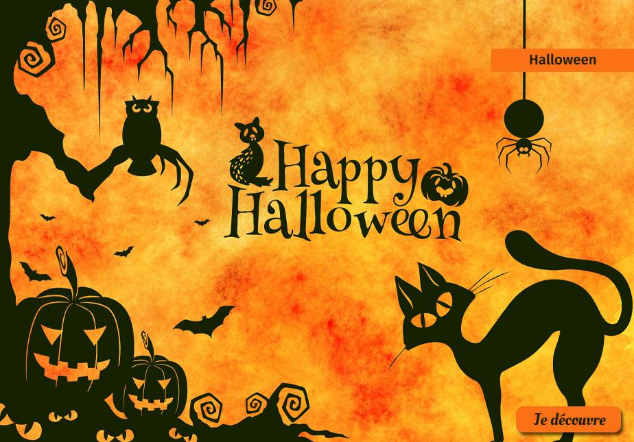 Notre sélection Halloween