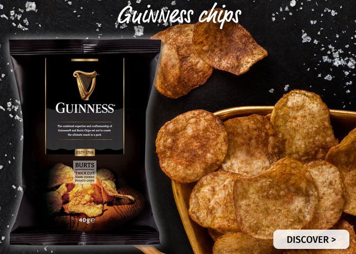 Chips Guinness