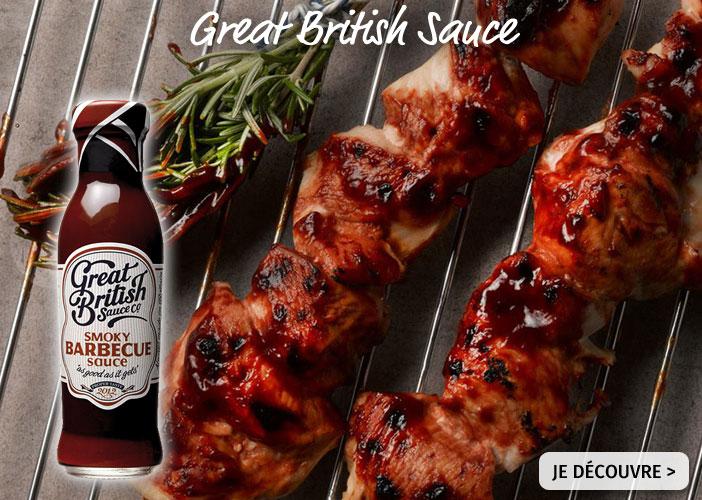 Sauce Great British