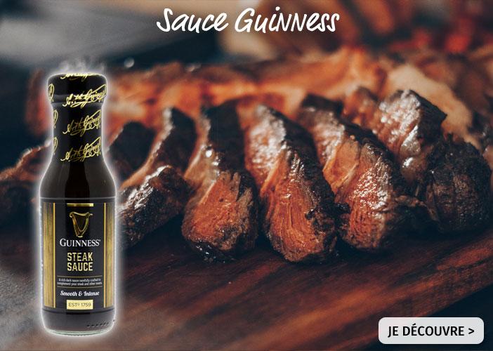 Sauce Guinness