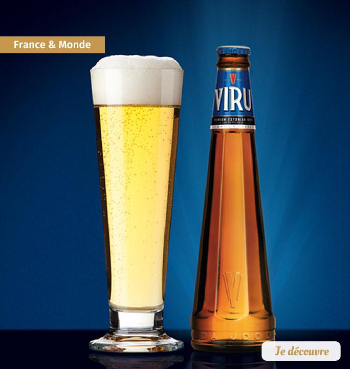 Bières de France et du monde