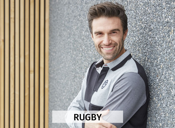 Collection rugby