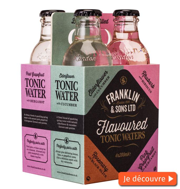 Tonics Franklin&Sons
