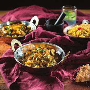Maquereaux au curry