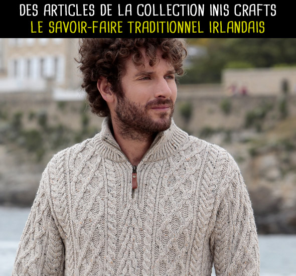 Des articles de la collection Inis Crafts