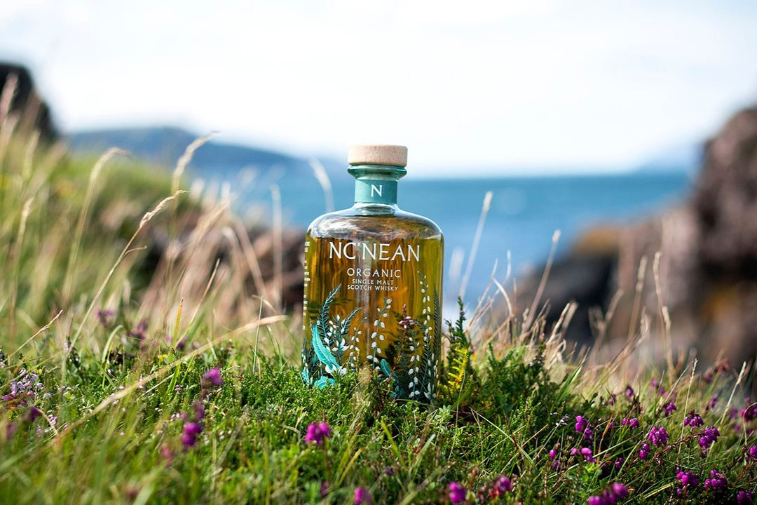 Whisky bio Nc'Nean