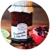 A Selection of Delicious Jams