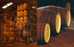 Fabrication de l'Irish Whiskey