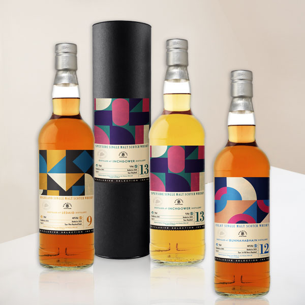 INK whisky range