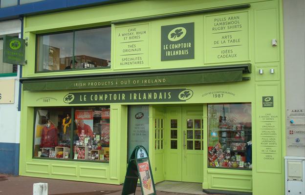 Brest le comptoir irlandais - Comptoir metallurgique de bretagne ...