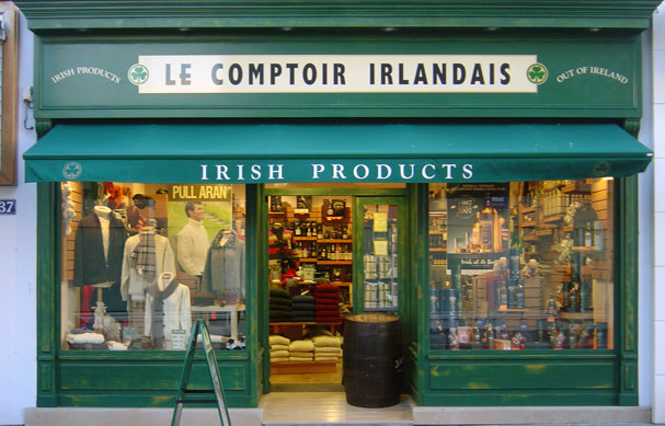 le havre le comptoir irlandais. Black Bedroom Furniture Sets. Home Design Ideas