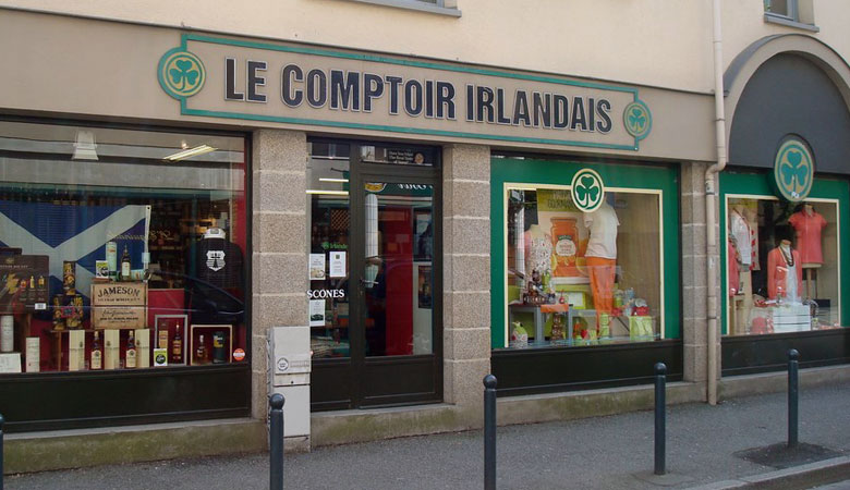 rennes le comptoir irlandais. Black Bedroom Furniture Sets. Home Design Ideas