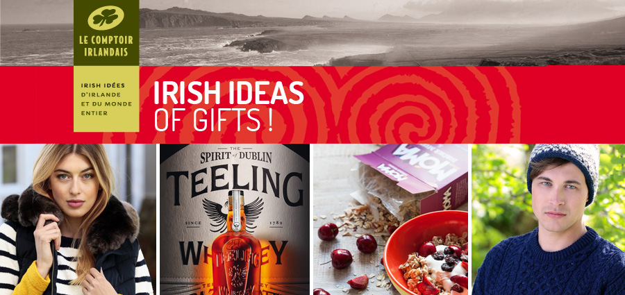 Gift card Le Comptoir Irlandais