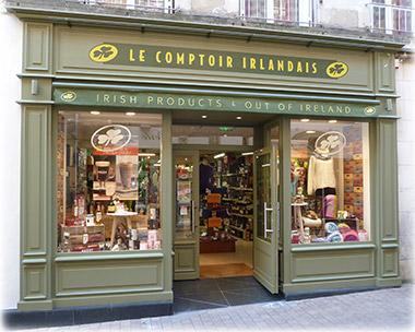 Le Comptoir Irlandais in Poitiers