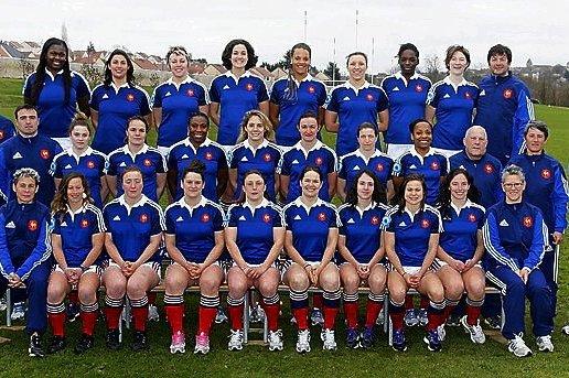 Équipe de France de rugby à XV féminin