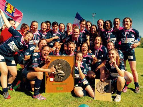 La Rochelle - Championne de France