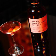 Perfect Nikka Manhattan