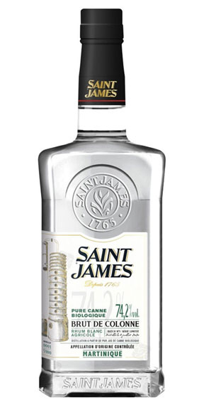 Cocktail white rum