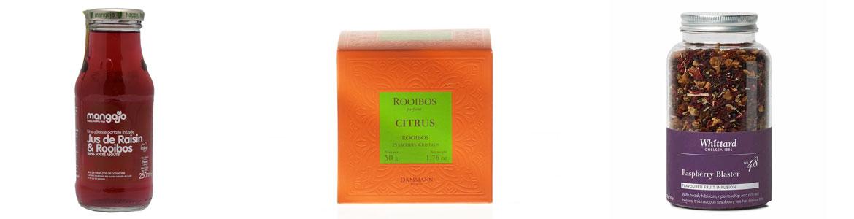 Rooibos parfumés