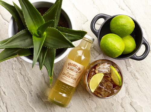 Mocktail Ginger Beer