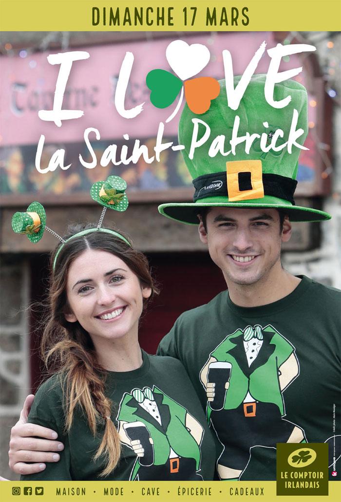 Concours Saint-Patrick 2019