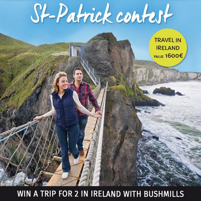 Saint Patrick contest