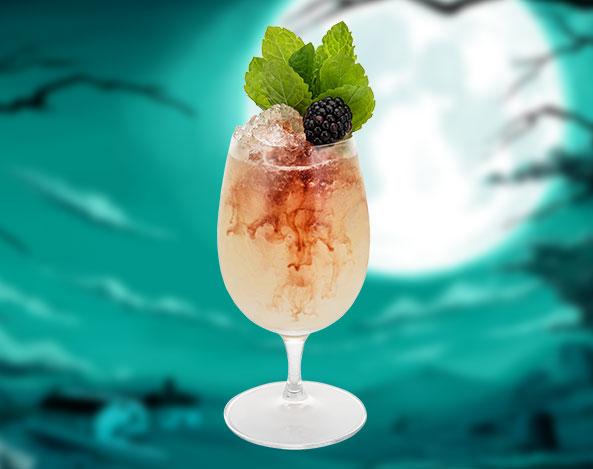 Cocktail Bramble Bite