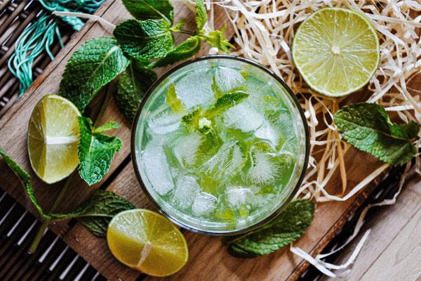 Cocktails rhum