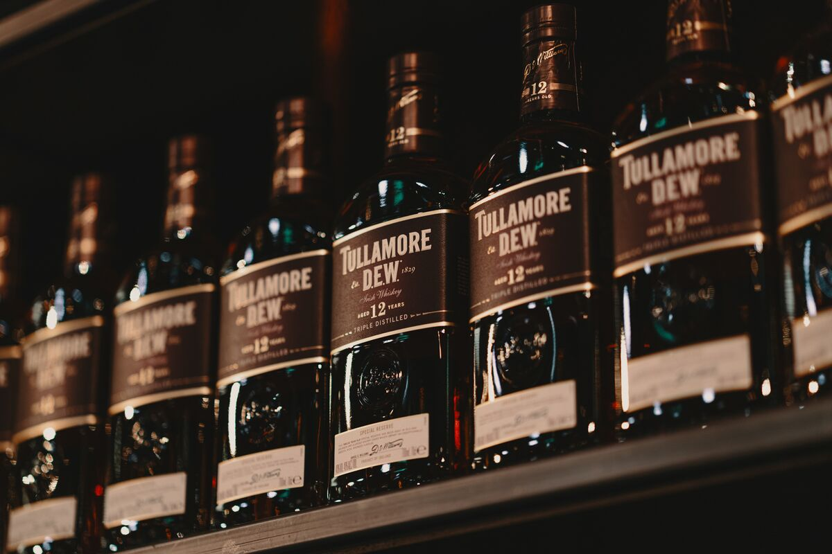 Tullamore 12 years old