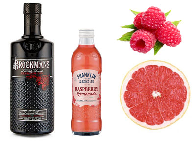 Ingrédients Cocktail