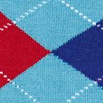 7777 - Bleu Mauve Rouge