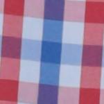 Vichy Bleu et Rouge