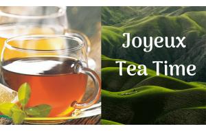 Modèle Joyeux Tea Time