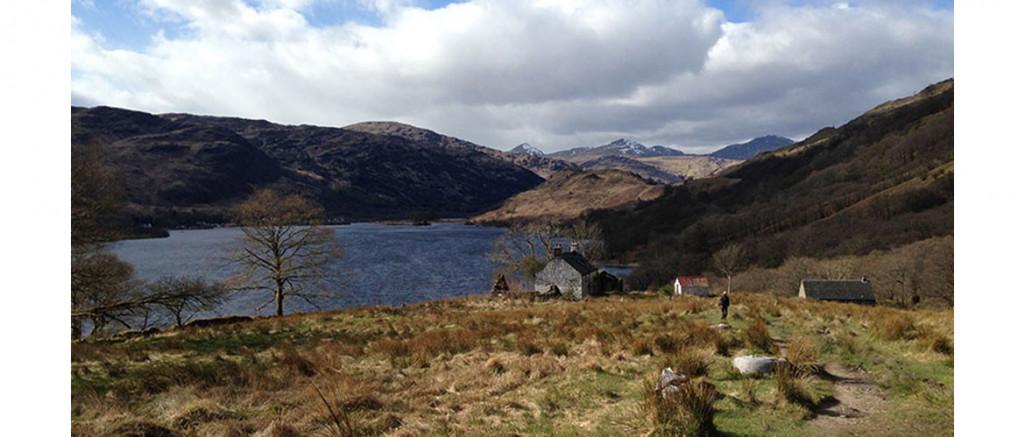 Randonn e en ecosse west highland way le comptoir irlandais - Comptoir irlandais vente en ligne ...