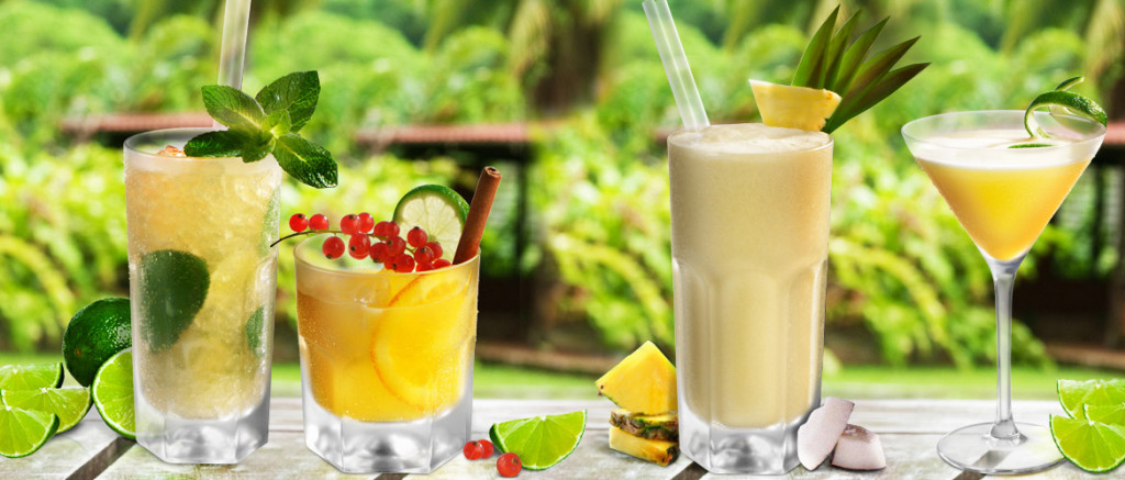21 cocktails incontournables base de rhum - Comptoir irlandais vente en ligne ...